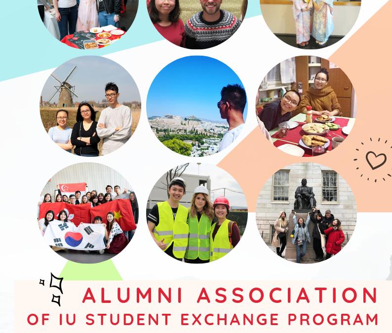 Reunion Ceremony of Alumni Association of IU Student Exchange Program
