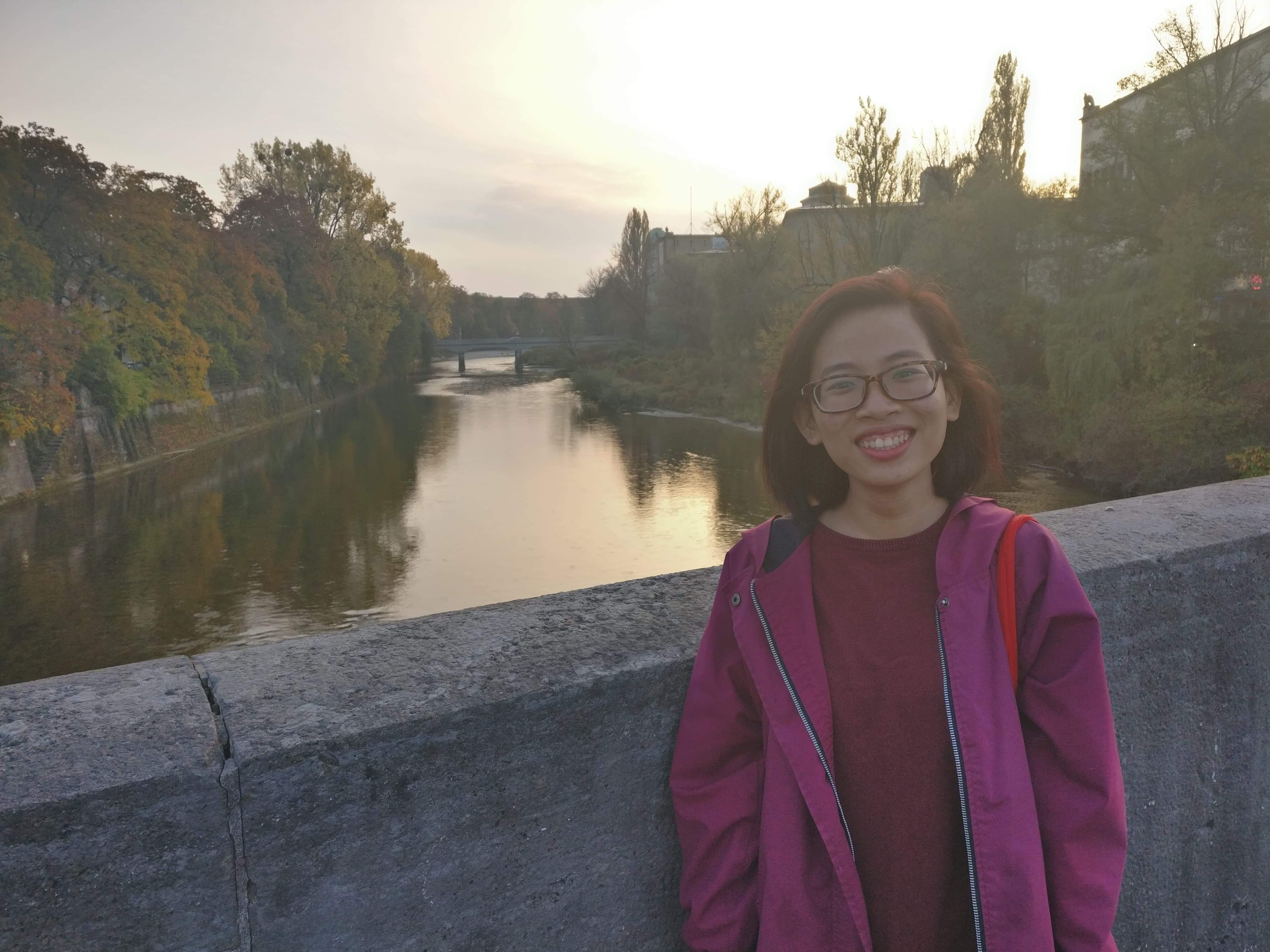 Fall 2019 in Munich - Ha Nguyen - Winter Exchange Sem of AY 2018-2019