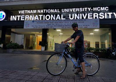 IU-VNU City Campus
