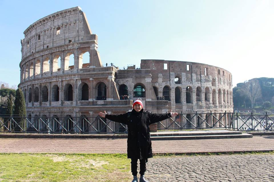 Roma in Italy - Khoa Do - Fall Semester Exchange of AY 2016-2017