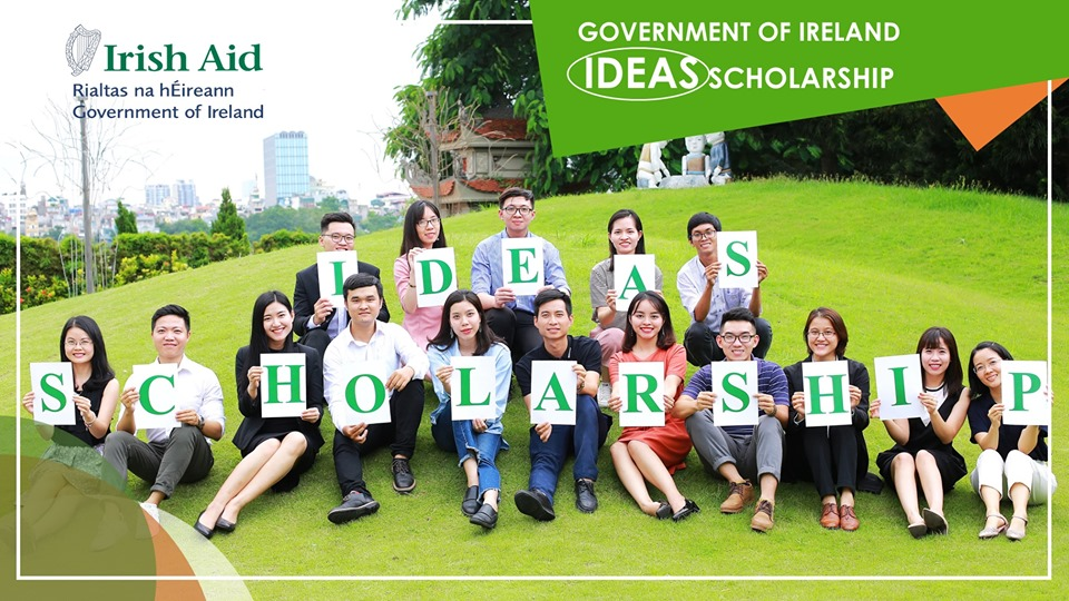 GOVERNMENT OF IRELAND SCHOLARSHIP PROGRAMME 2020-2021