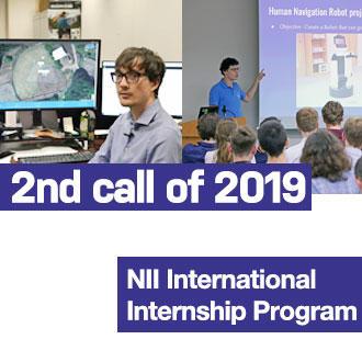 "2ND CALL OF 2019 ""NII INTERNATIONAL INTERNSHIP PROGRAM"""
