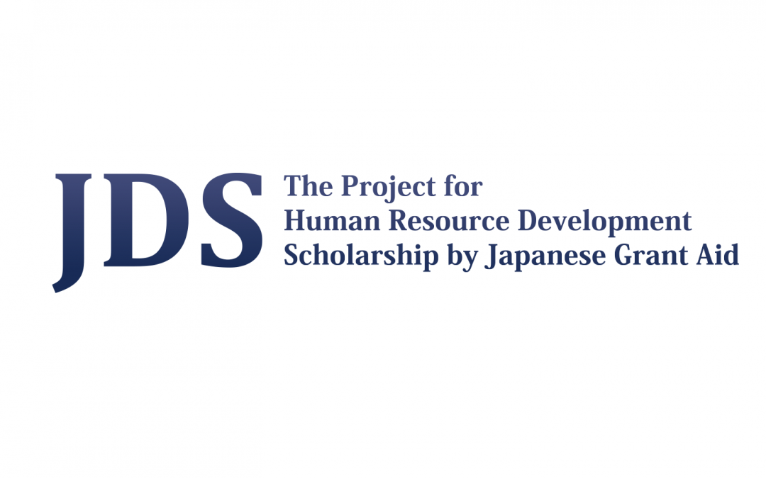 ADMISSION OF MASTER STUDY IN JAPAN UNDER JAPANESE GRANT AID FOR HUMAN RESOURCE DEVELOPMENT SCHOLARSHIP ACADEMIC YEAR 2020-2022