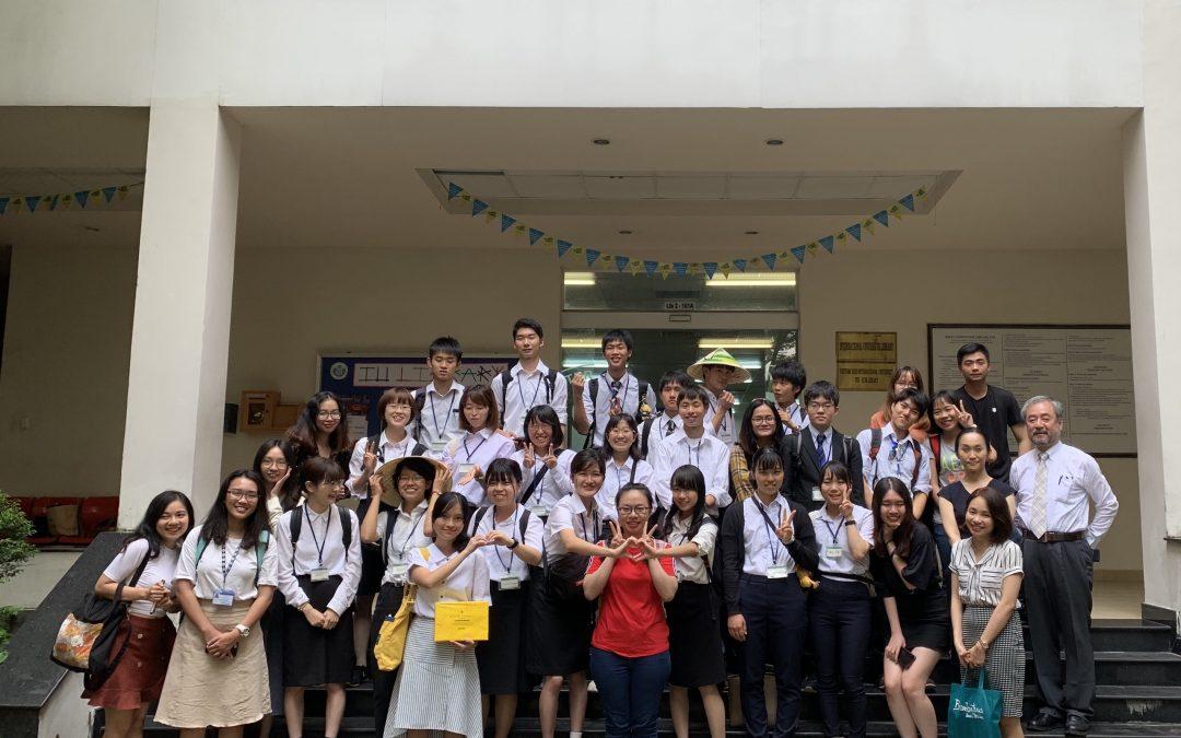 STUDY TOUR PROGRAM 2019 – HOKKAIDO UNIVERSITY, JAPAN