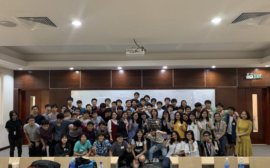 STUDY TOUR PROGRAM 2019 – KOMABA TOHO HIGH SCHOOL, JAPAN
