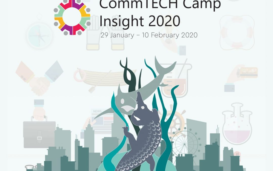 COMM TECH CAMP INSIGHT 2020 in INDONESIA