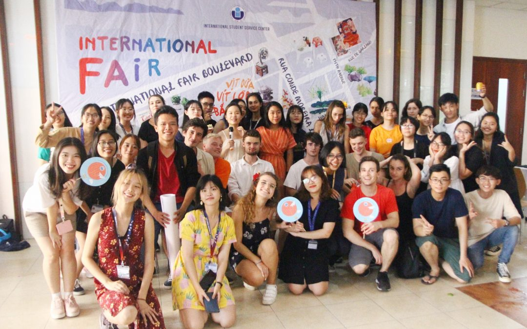 INTERNATIONAL FAIR OCTOBER 10, 2019
