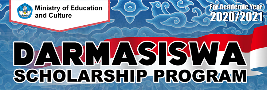 Darmasiswa Scholarship Program Academic Year 2020/21