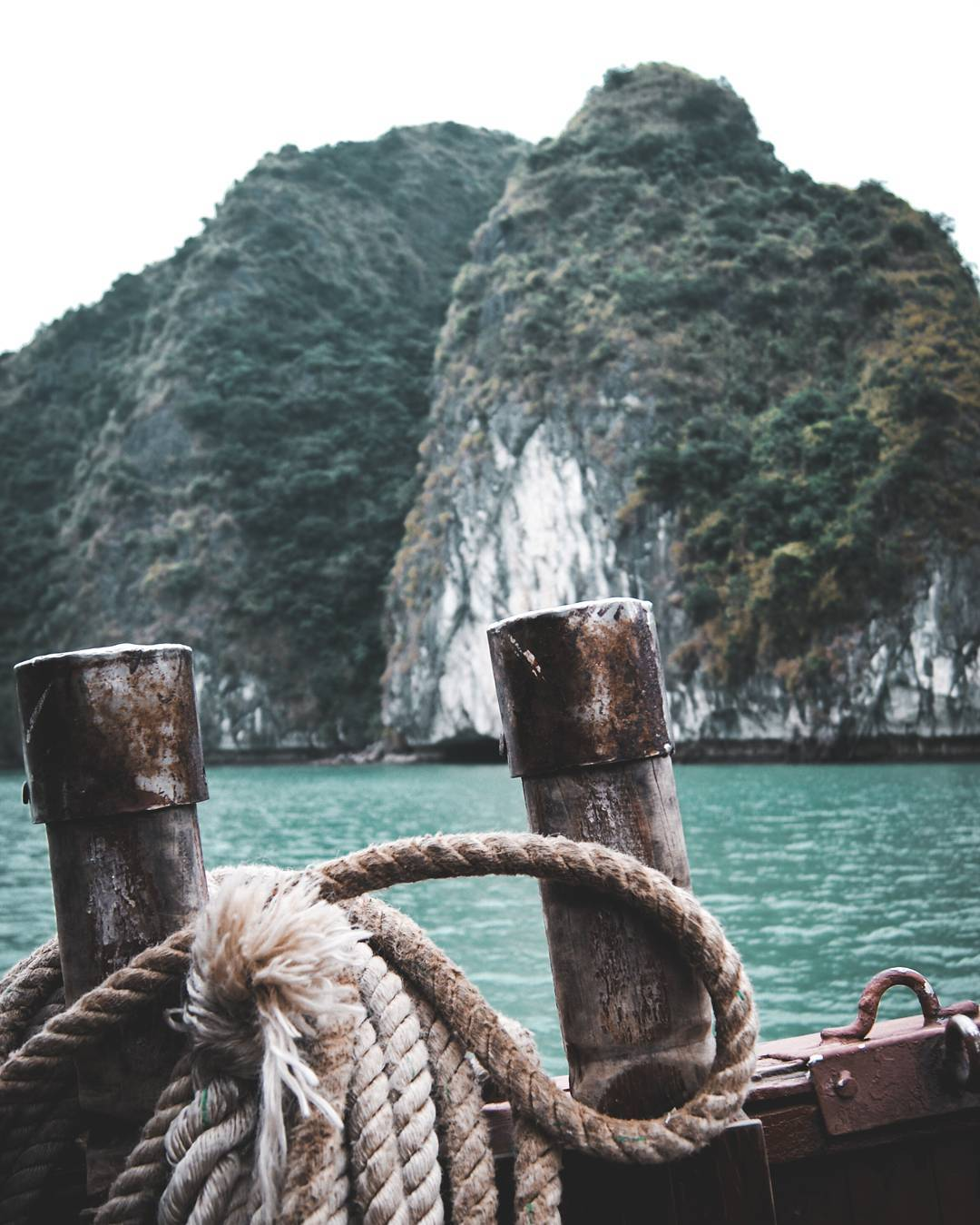 Ha Long Bay by Dario