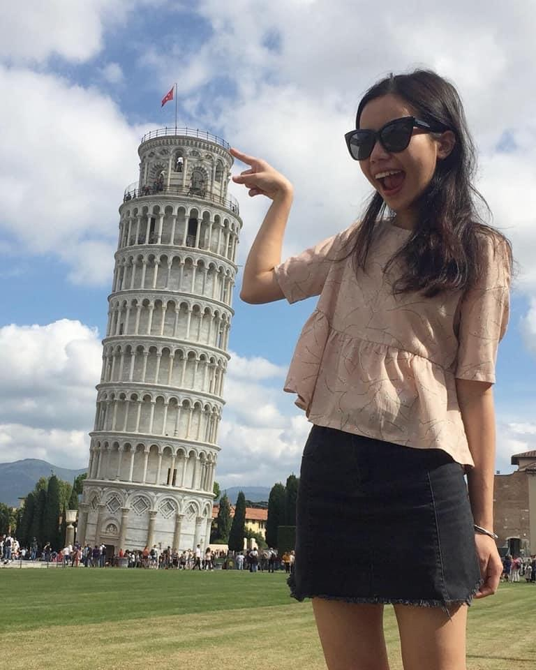 Liechtenstein - Mai Nguyen - Fall Exchange Sem of AY 2019 -2020