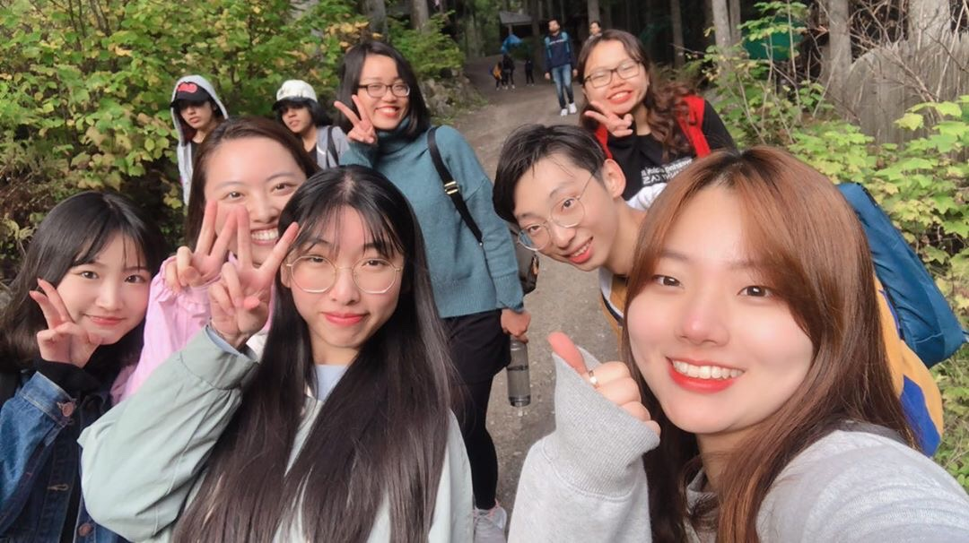 Canada - Cam Anh & Thu Ngan - Fall Semester of AY 2019-2020