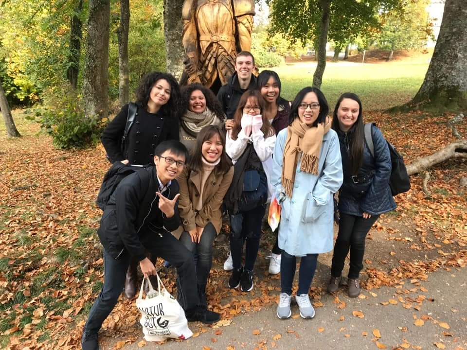 Germany - Ly Duong - Fall Semester of AY 2017-2018 (4)