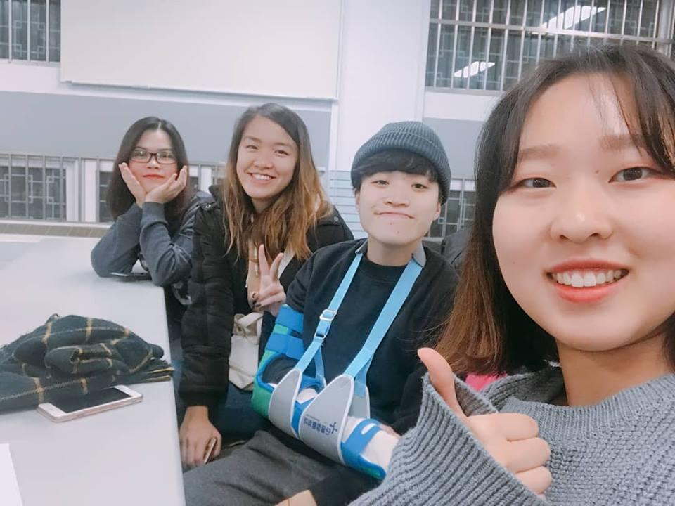 Korea - Ngân Nguyễn - Fall Semester of AY 2017-2018 (4)