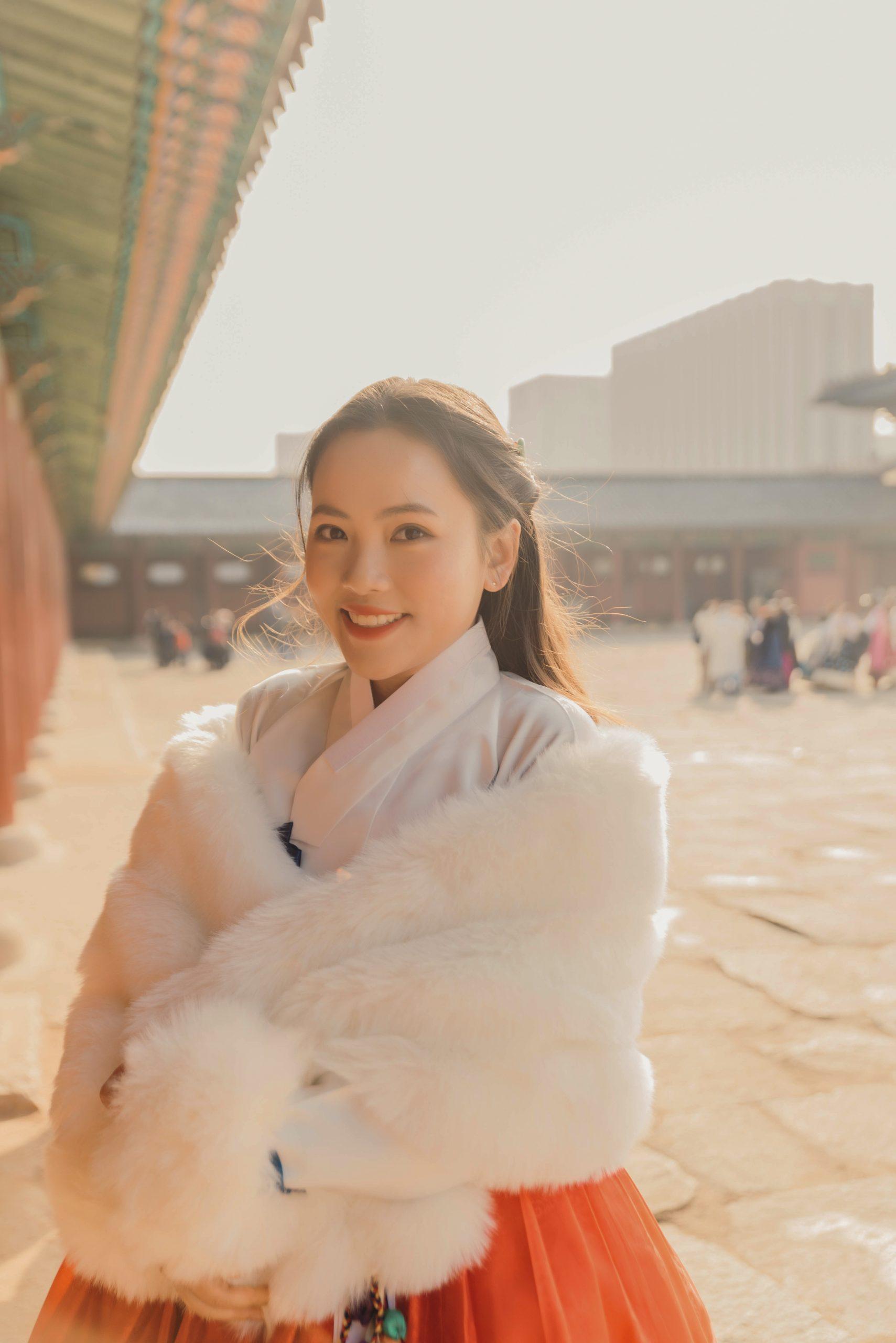 Korea - Phượng Ngô - Fall Semester of AY 2017-2018