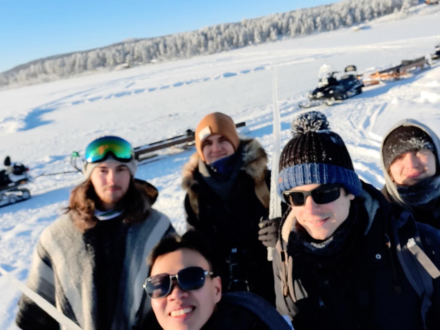 Sweden - Tien Vo - Spring Semester of AY 2019-2020