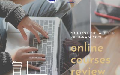 Online Course Review – MCI Winter Program 2020
