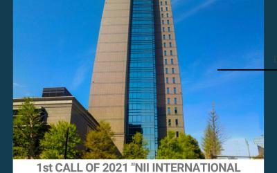 "1st CALL OF 2021 ""NII INTERNATIONAL INTERNSHIP PROGRAM"""
